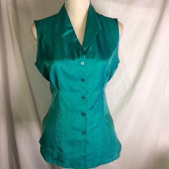 Jones New York Tops - Jones NY Collection blouse 8